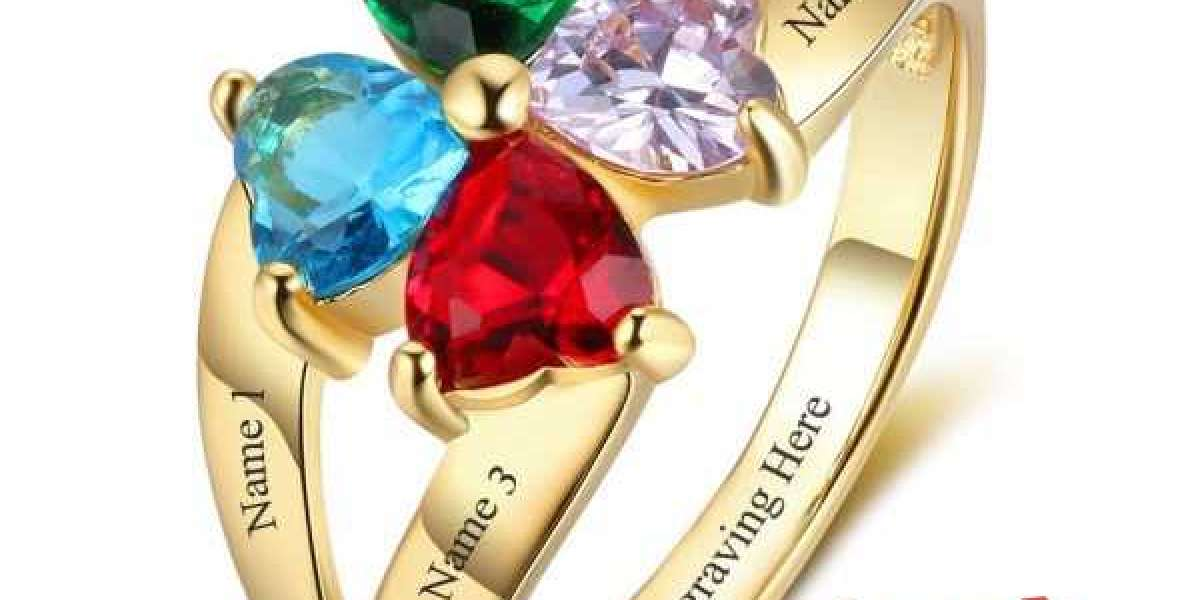 The Lost Secret of Birthstone Rings