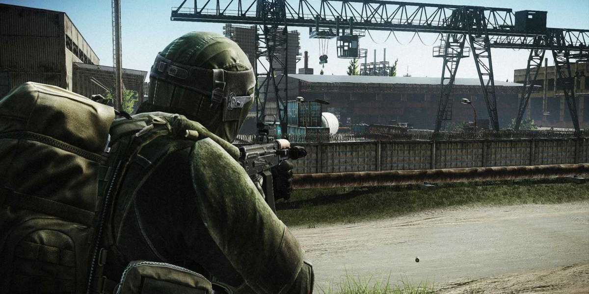 Escape From Tarkov is far abroad from a clean