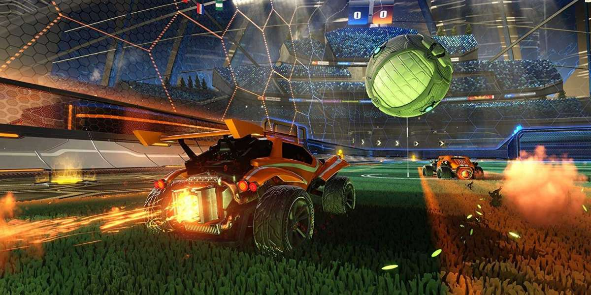Rocket League is currently abandoned planned for the PC