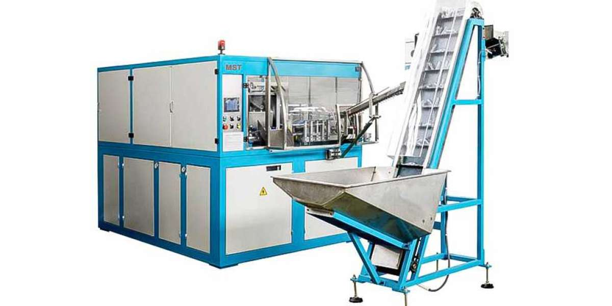 Injection, Extrusion an Stretch Blow Molding Machine