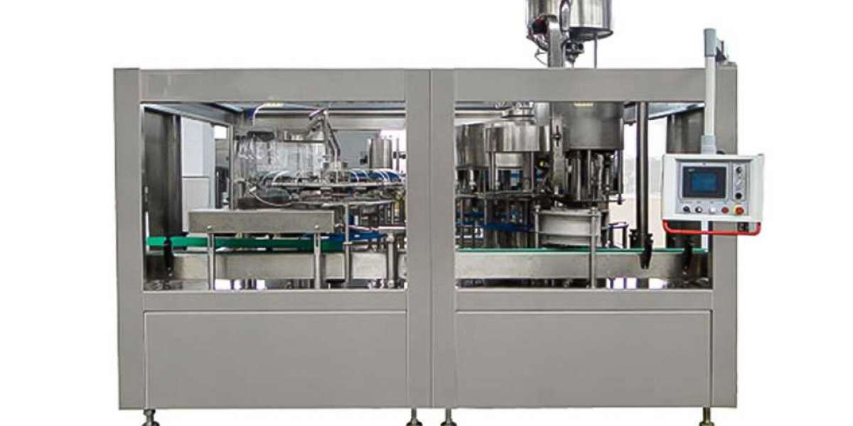 Importance of Water Filling Machine in Bottled Water Industry