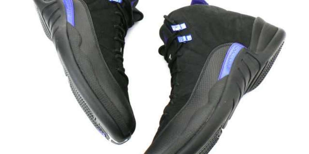 New Arrive Air Jordan 12 Dark Concord