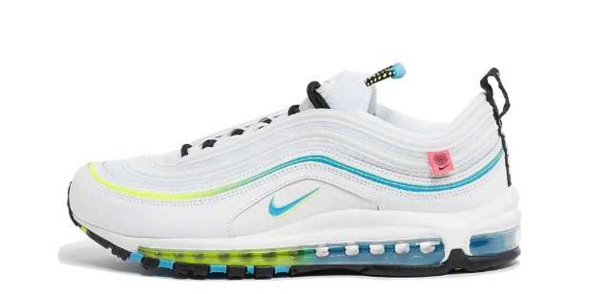 2020 Nike Air Max 97 Worldwide Sky Volt for Sale