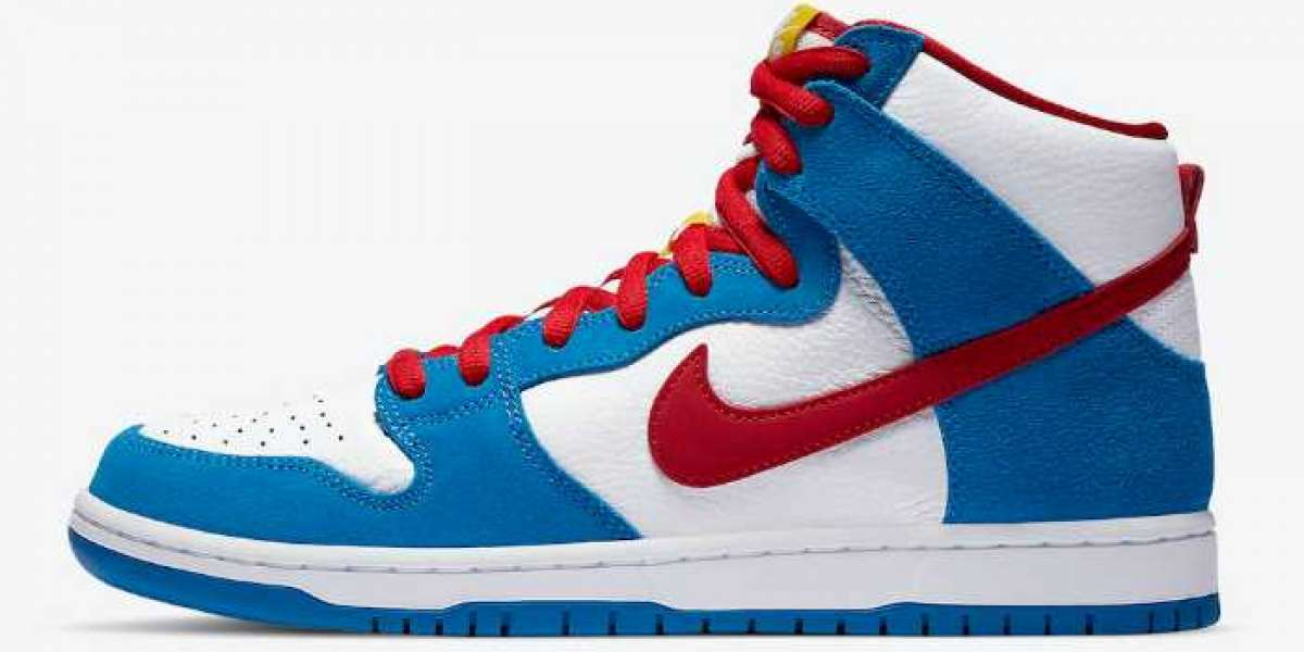 The brand new SB Dunk High official image released, debut this fall