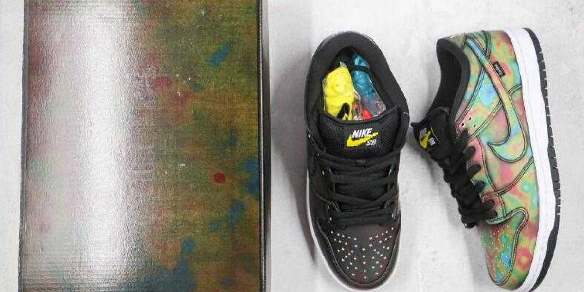 Civilist x Nike Dunk Low Pro SB QS Thermography for Online Sale