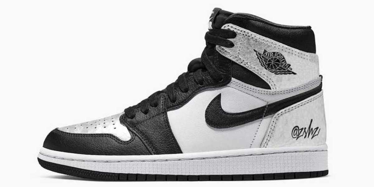"The Air Jordan 1 High OG WMNS ""Silver Toe"" will be on sale in early 2021"