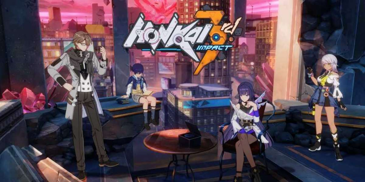 Previously a mobile exclusive Honkai Impact 3rd is set