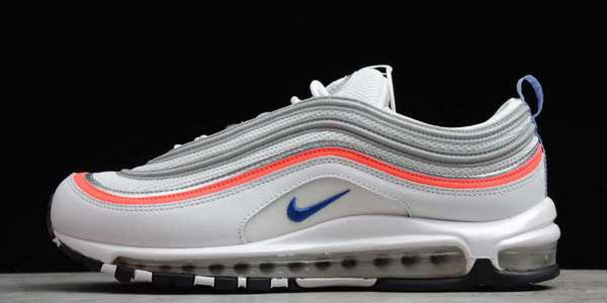 Nike Air Max 97 2020 New color Released,Simple without losing the details!