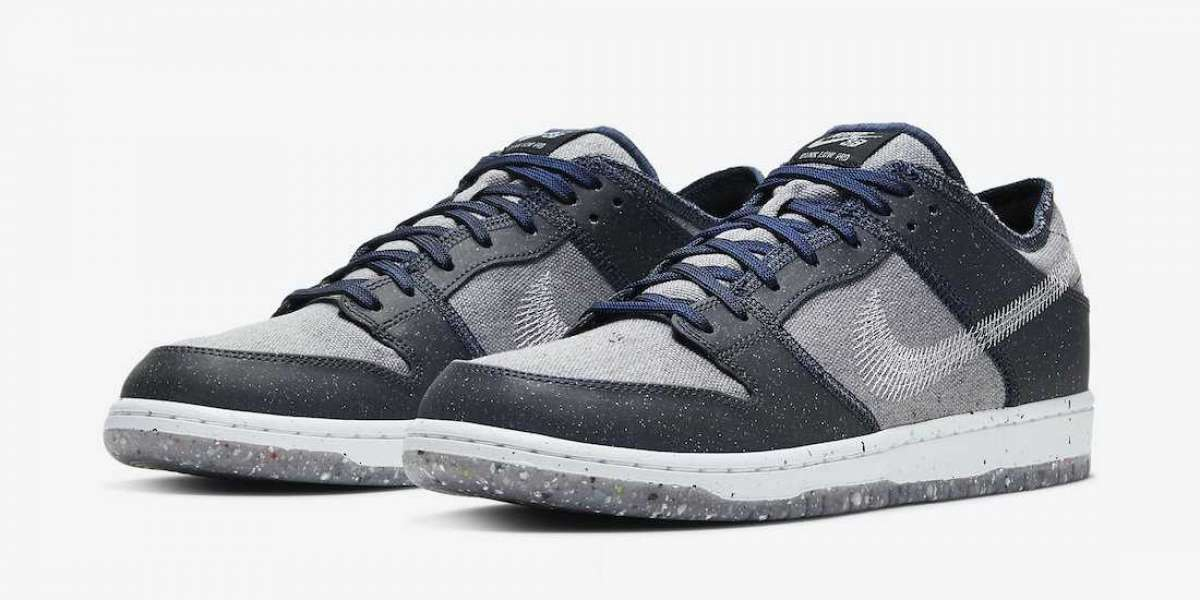 """New 2020 Nike SB Dunk Low """"Crater"""" CT2224-001 to release on October 17th 2020"""