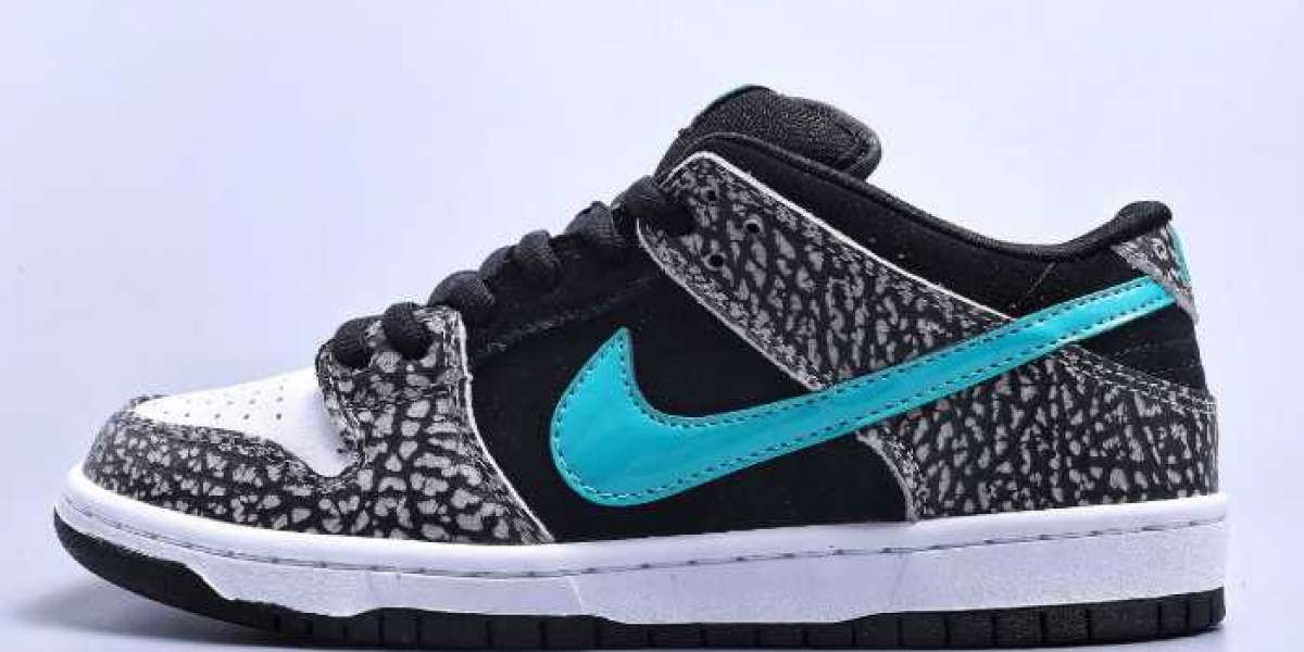 """There must be many people who want it! """"Elephant"""" Dunk SB is so handsome, it will be on sale next week!"""