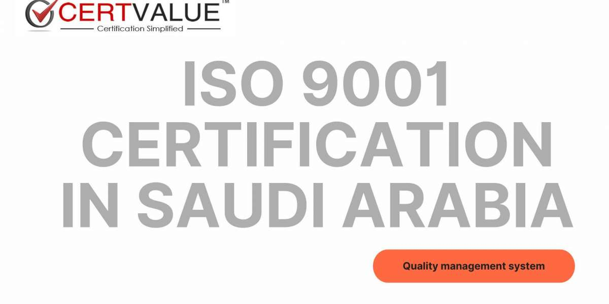 How to choose an ISO 9001 consultant in Saudi Arabia?