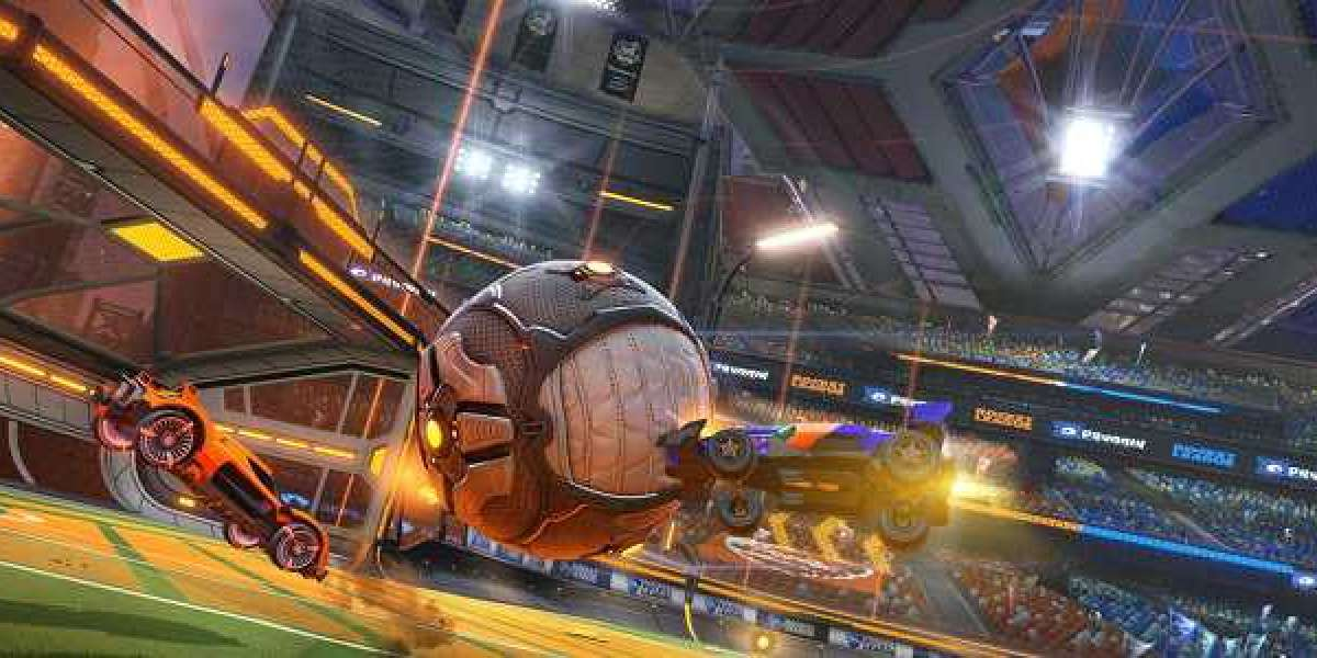 HOT WHEELS ROCKET LEAGUE RC RIVALS SET ZOOMS INTO STORES NOVEMBER 1
