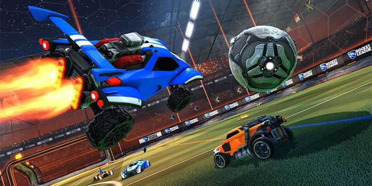 There is more than simply Blueprints coming to Rocket League