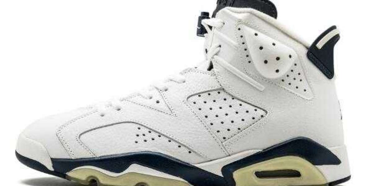 Where to Buy Awesome Air Jordan Air 6 Midnight Navy ?