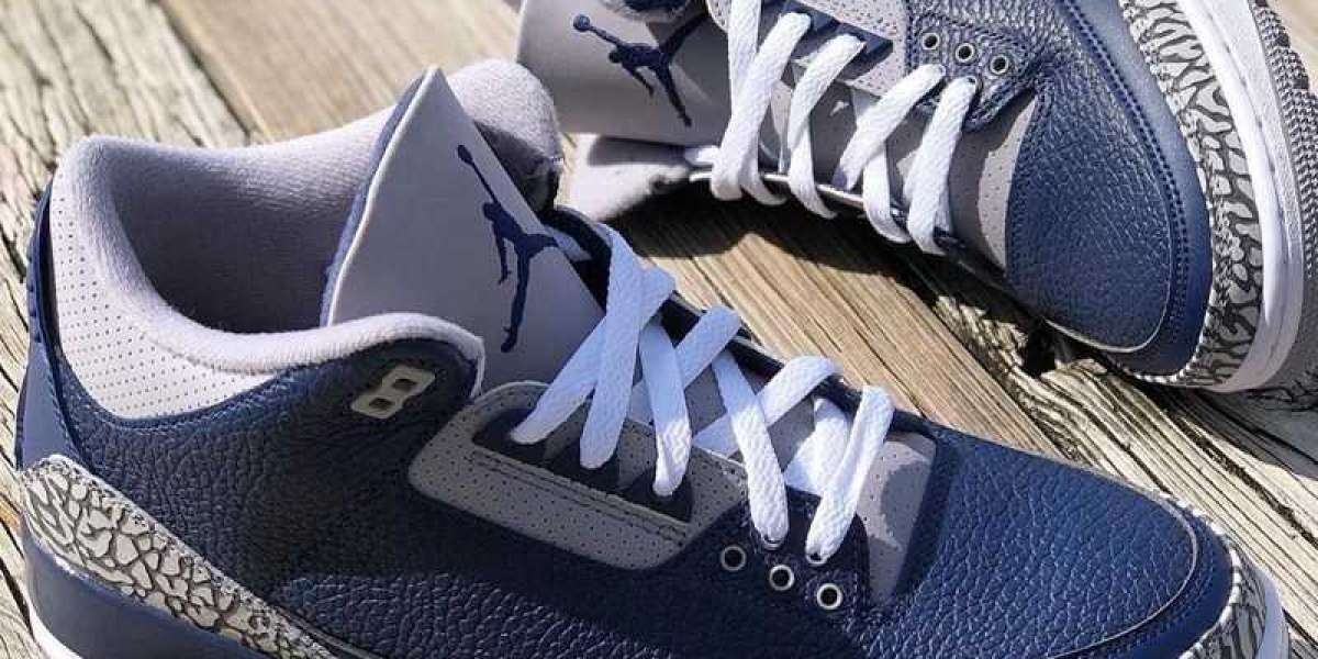Do you think this pair of Air Jordan 3 Midnight CT8532-401 is cool?
