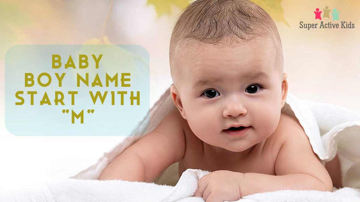 """Baby Boy Name that Start With Letter """"M"""" 